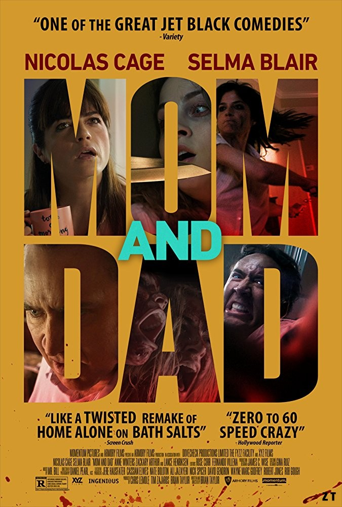 Mom and Dad FRENCH WEBRIP 1080p 2018