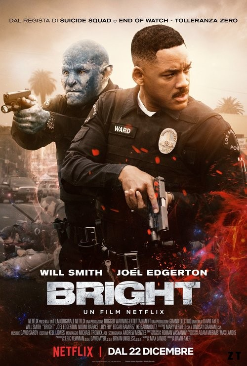 Bright FRENCH WEBRIP 720p 2017