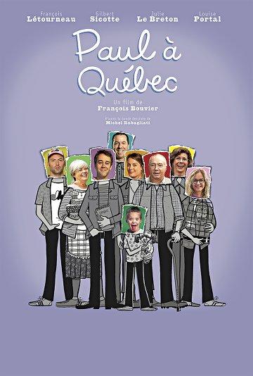Paul à Québec FRENCH DVDRIP x264 2015