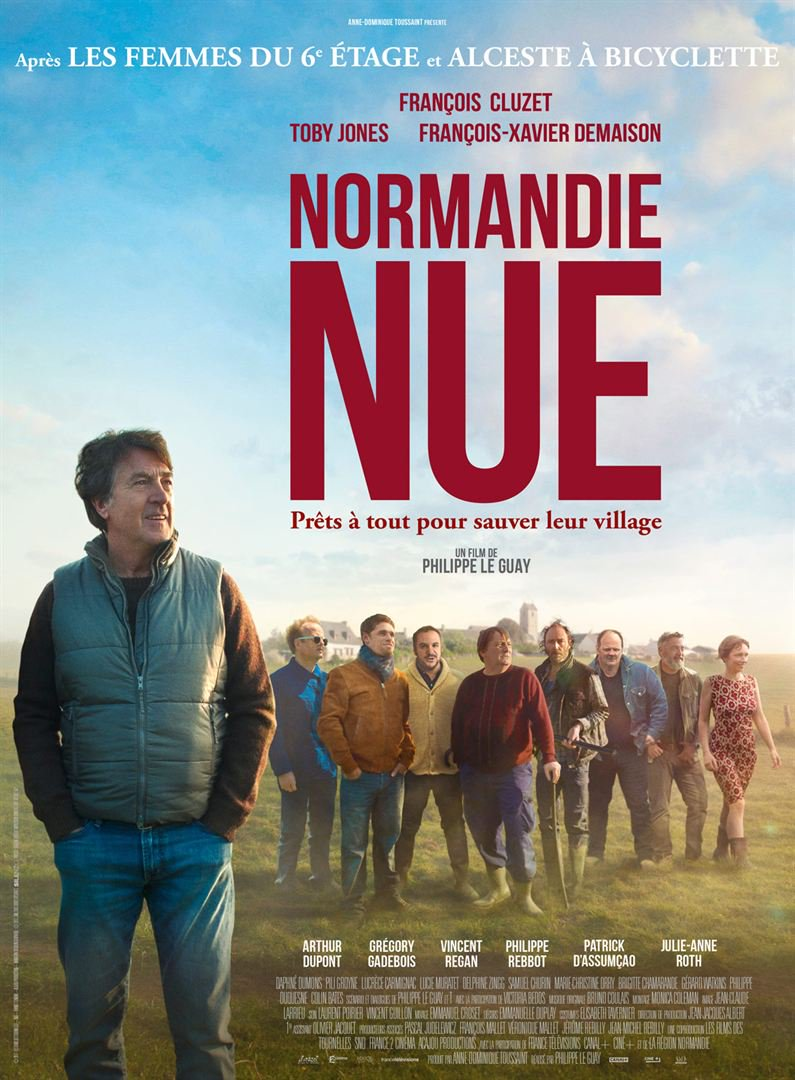 Normandie Nue FRENCH BluRay 720p 2018