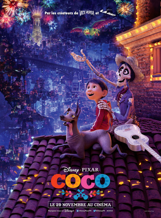 Coco FRENCH BluRay 720p 2018