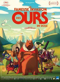 La Fameuse invasion des ours en Sicile FRENCH WEBRIP 2020