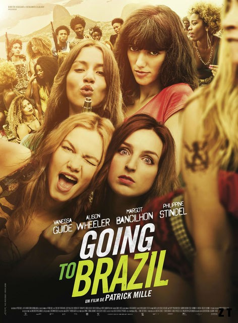 Going To Brazil FRENCH DVDRIP 2017