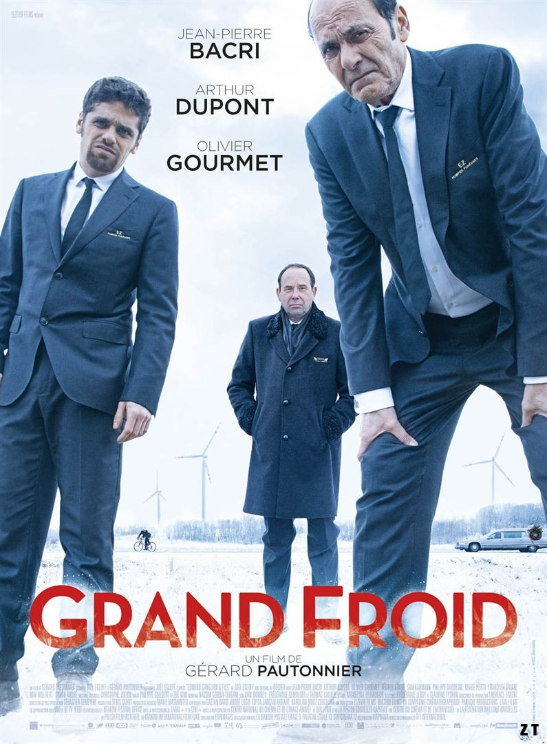 Grand froid FRENCH WEBRIP 2017