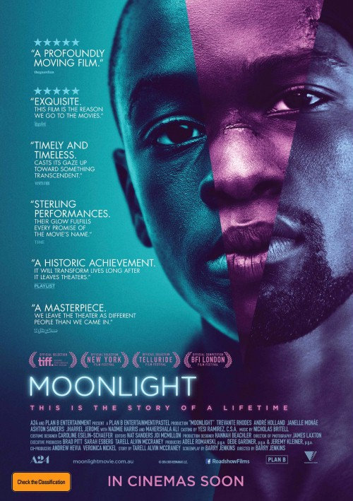 Moonlight FRENCH DVDRIP 2017