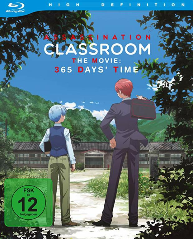Assassination Classroom: 365 Days FRENCH DVDRIP 2018