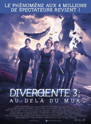 Divergente 3 : au-delà du mur FRENCH DVDRIP 2016
