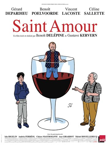 Saint Amour FRENCH DVDRIP x264 2016