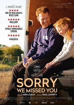 Sorry We Missed You FRENCH DVDRIP 2020