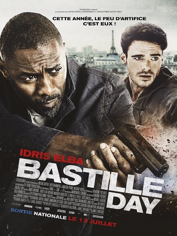 Bastille Day FRENCH DVDRIP x264 2016