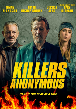 Killers Anonymous FRENCH BluRay 720p 2020