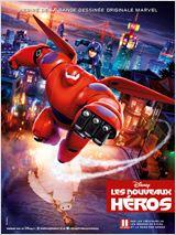 Les Nouveaux Héros (Big Hero 6) FRENCH BluRay 720p 2015