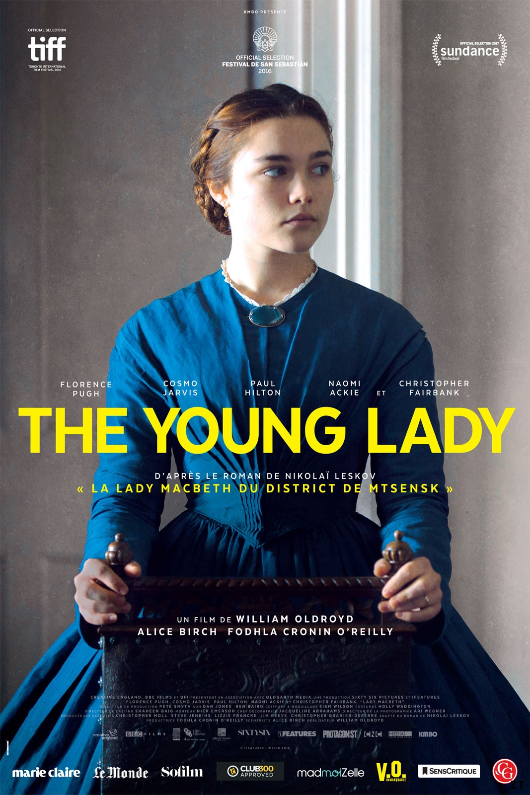 The Young Lady FRENCH WEBRIP 2018