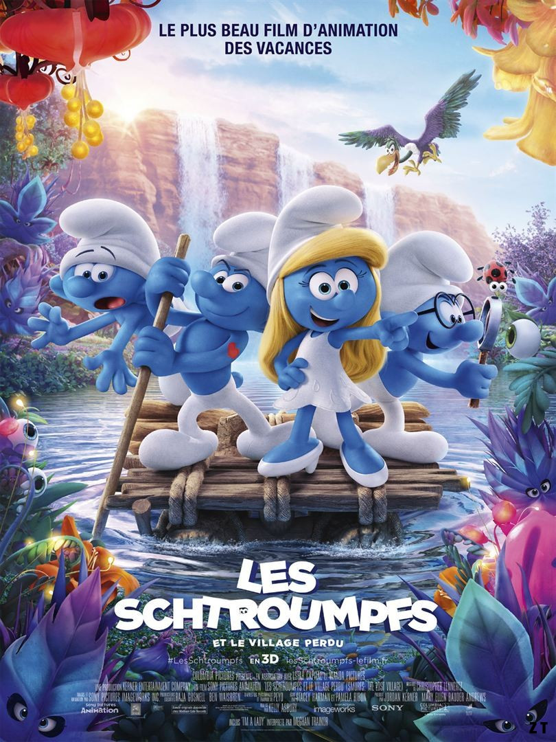 Les Schtroumpfs et le village perdu FRENCH BluRay 1080p 2017
