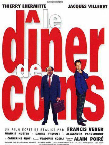 Le Dîner de cons FRENCH HDlight 1080p 1998