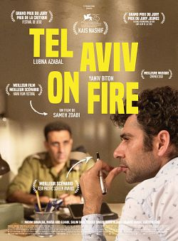 Tel Aviv On Fire TRUEFRENCH WEBRIP 1080p 2020
