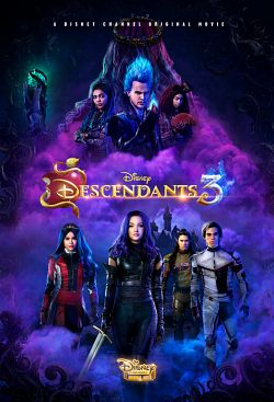 Descendants 3 FRENCH WEBRIP 2019