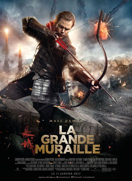 La Grande Muraille FRENCH BluRay 1080p 2017