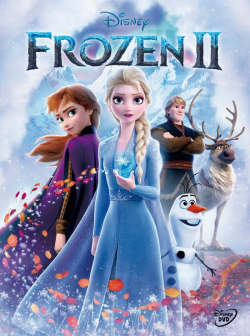 La Reine des neiges 2 FRENCH WEBRIP 2020