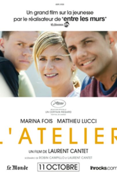 L'atelier FRENCH BluRay 720p 2018