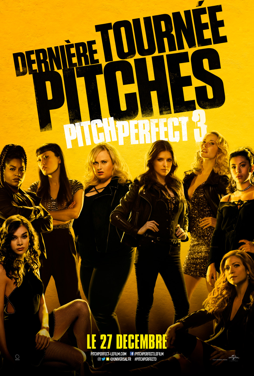 Pitch Perfect 3 FRENCH WEBRIP 2018