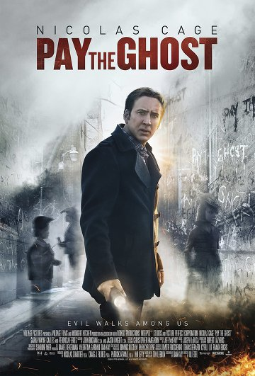 Pay The Ghost VOSTFR DVDSCR 2015