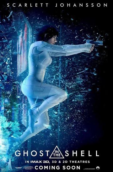 Ghost In The Shell FRENCH DVDRIP x264 2017