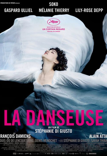 La Danseuse FRENCH DVDRIP 2017