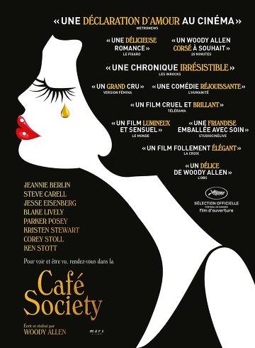 Café Society FRENCH BluRay 1080p 2016