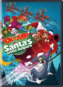 Tom And Jerry's Santa's Little Helpers FRENCH DVDRIP 2014