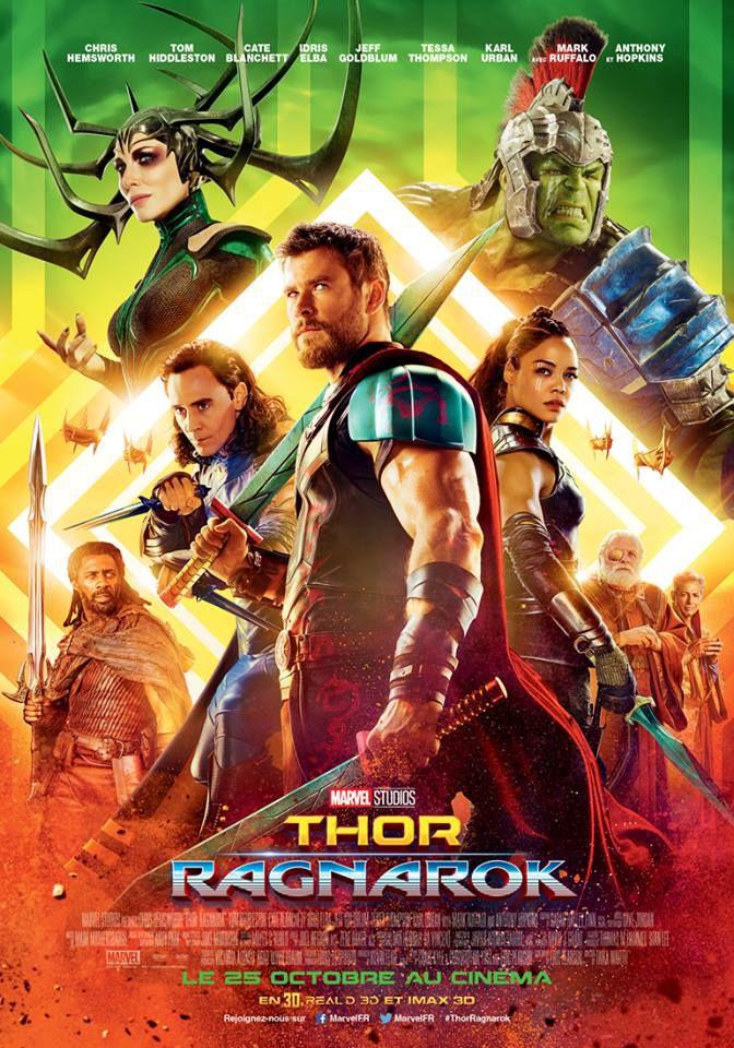 Thor : Ragnarok VOSTFR DVDRIP 2017