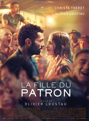 La Fille du patron FRENCH WEBRIP 2016