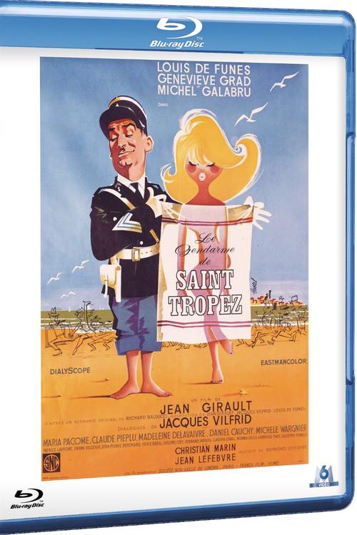 Le gendarme de Saint-Tropez FRENCH HDlight 1080p 1964