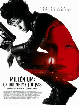Millenium : Ce qui ne me tue pas FRENCH WEBRIP 720p 2018