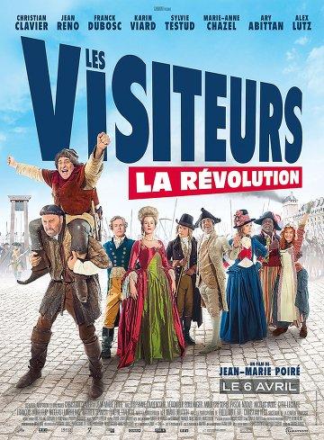 Les Visiteurs - La Révolution FRENCH DVDRIP 2016