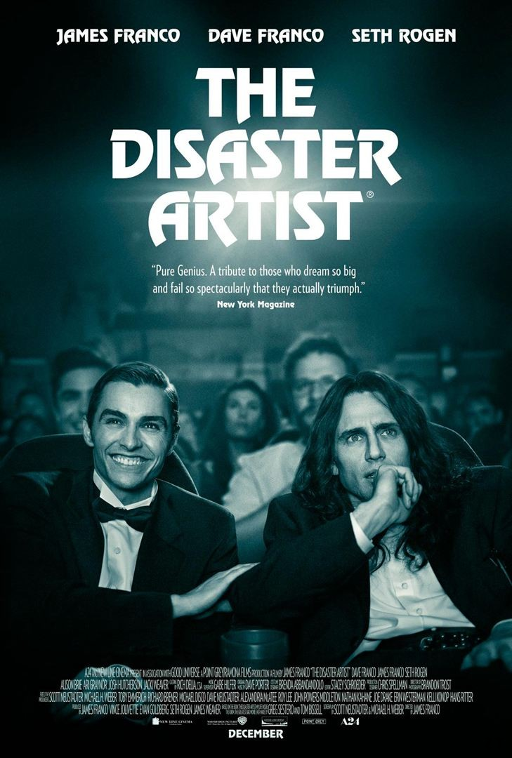 The Disaster Artist FRENCH WEBRIP 2018