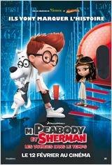 M. Peabody et Sherman : Les Voyages... FRENCH BluRay 1080p 2014