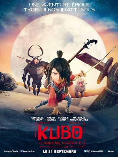 Kubo et l'armure magique VO WEBRIP 2016