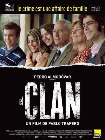 El Clan FRENCH DVDRIP x264 2016