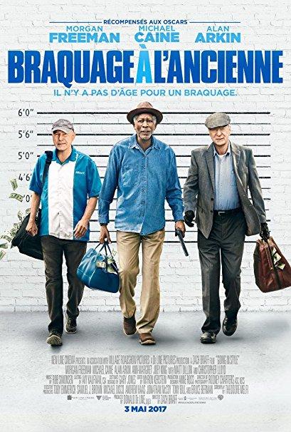 Braquage à l'ancienne FRENCH BluRay 1080p 2017