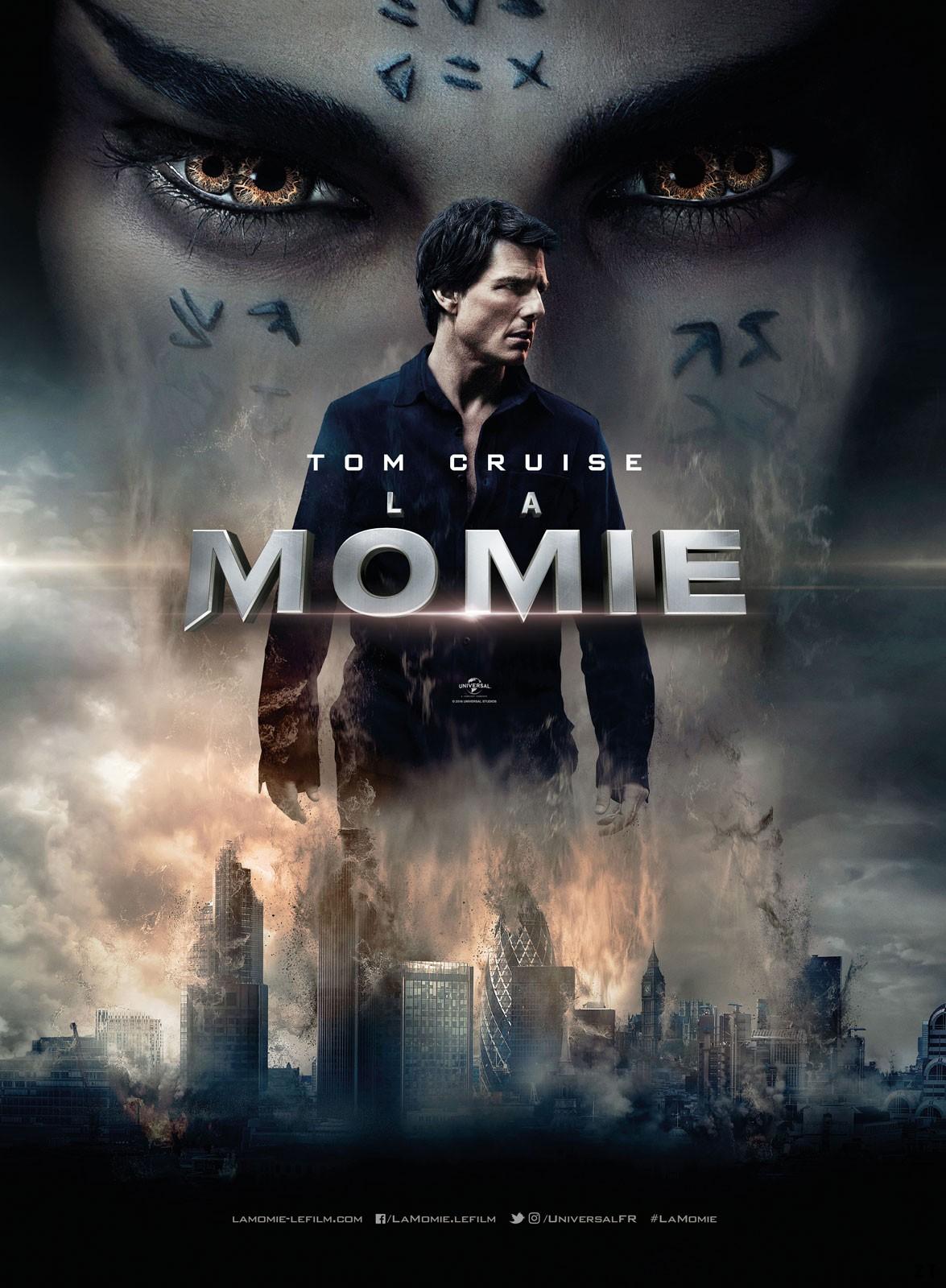 La Momie FRENCH BluRay 1080p 2017