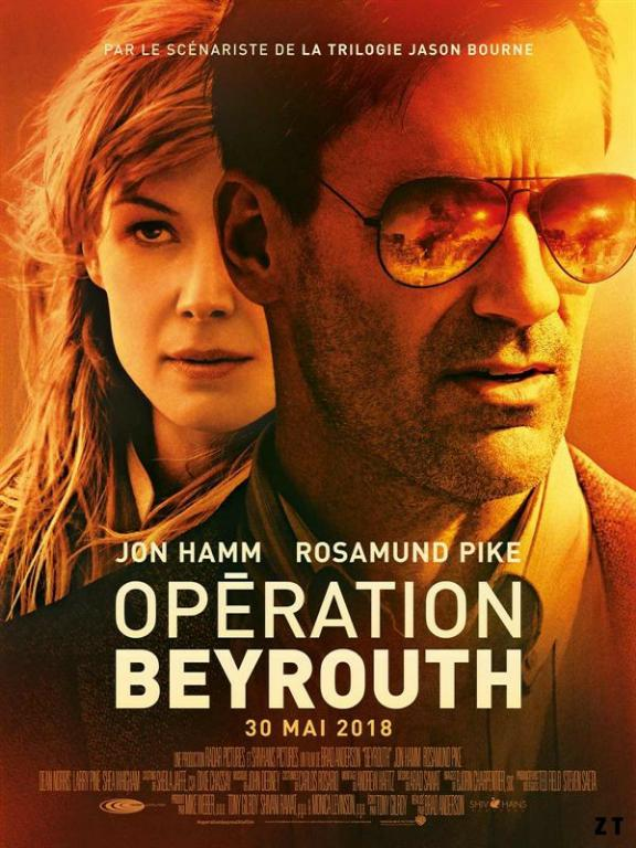 Opération Beyrouth FRENCH WEBRIP 2018