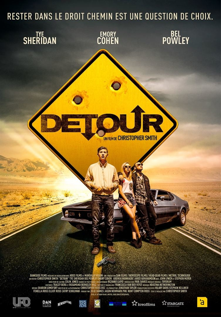 Detour FRENCH DVDRIP 2017