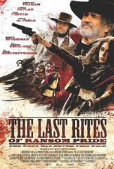 The Last Rites of Ransom Pride FRENCH DVDRIP 2014