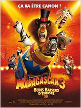 Madagascar 3 Bons Baisers D'Europe FRENCH DVDRIP 2012