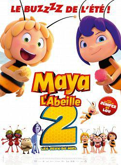 Maya l'abeille 2 - Les jeux du miel FRENCH WEBRIP 2018