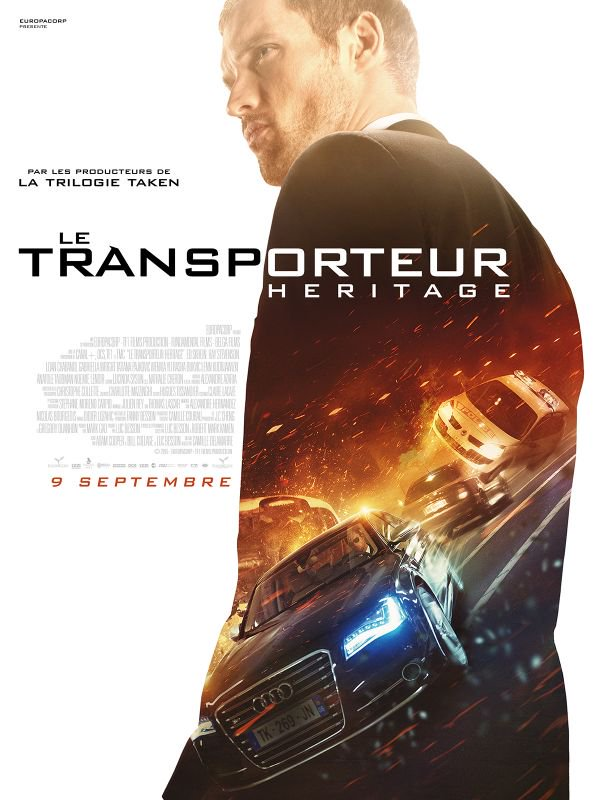 Le Transporteur Héritage TRUEFRENCH DVDRIP 2015
