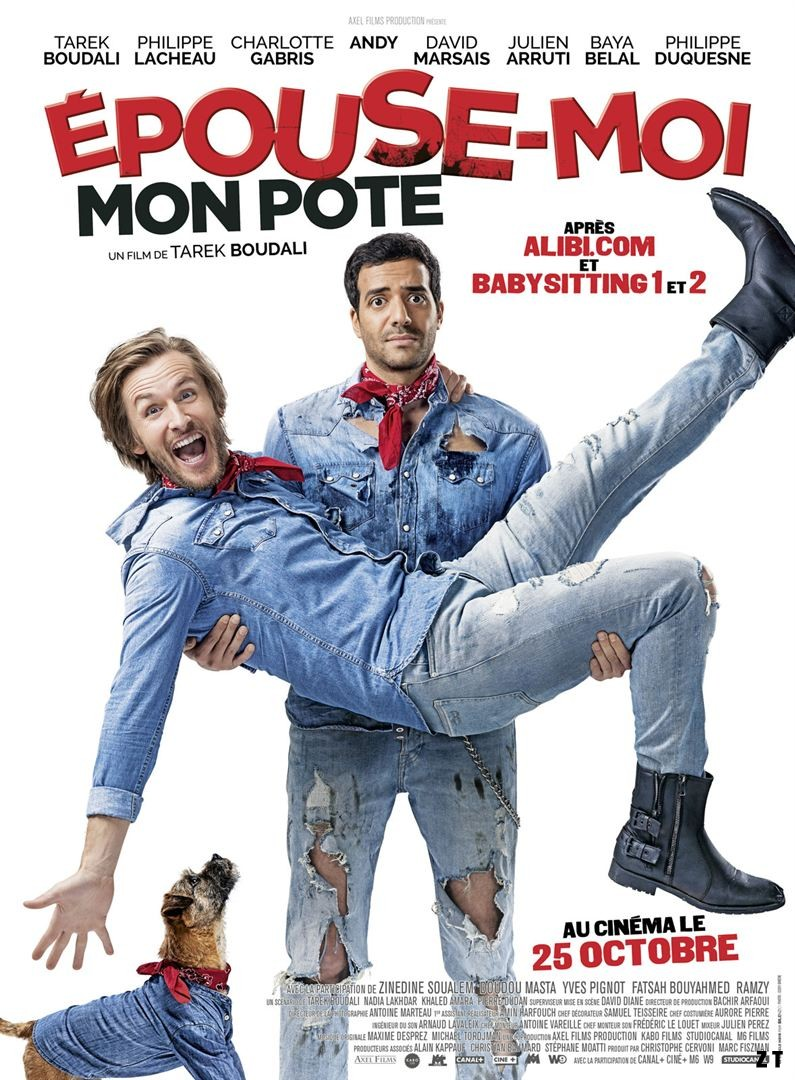 Epouse-Moi Mon Pote FRENCH BluRay 720p 2018