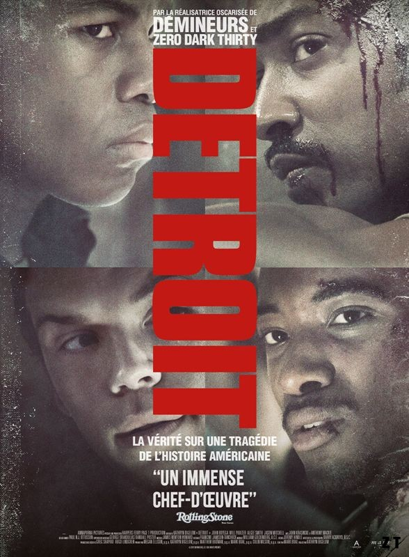 Detroit FRENCH BluRay 1080p 2017