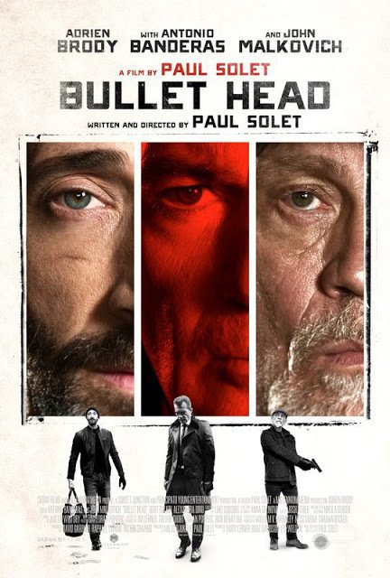 Bullet Head FRENCH BluRay 720p 2018
